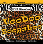 Album Ron Levy's Wild Kingdom: VooDoo Boogaloo by Ron Levy